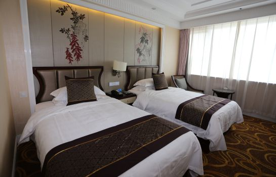 Chambre double (confort) Huayang Hotel