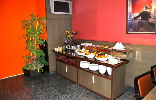 Bar del hotel Wellness Apart Hotel