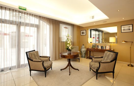 Hotelhalle Residhome Arcachon Plazza Residence Hoteliere
