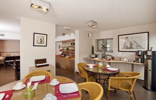 Restaurant Residhome Arcachon Plazza Residence Hoteliere