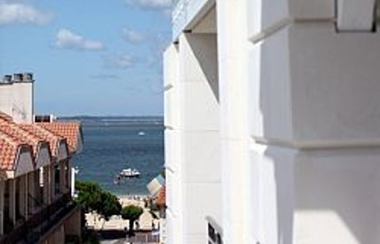 Terrasse Residhome Arcachon Plazza Residence Hoteliere
