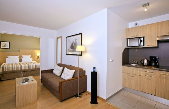 Zimmer Residhome Arcachon Plazza Residence Hoteliere