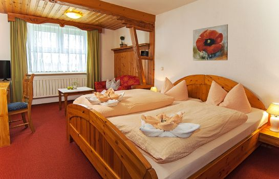 Chambre double (standard) Godenhof Pension