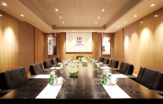 Meeting room Pullman Shanghai Jing An