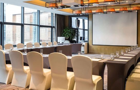 Conference room Pullman Shanghai Jing An