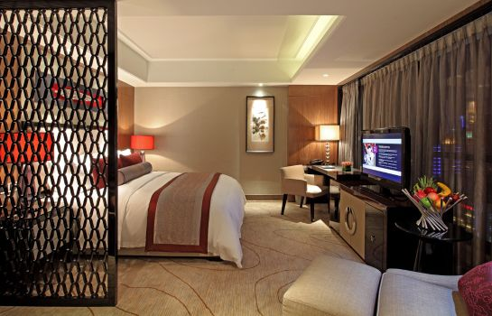 Single room (superior) Pullman Shanghai Jing An