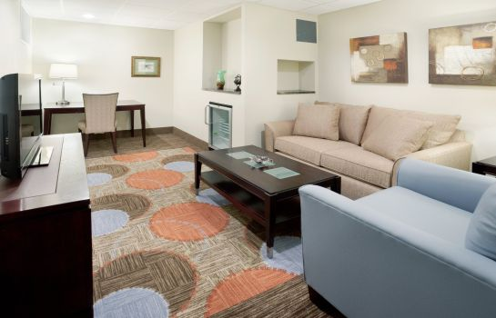 Hotelhalle Staybridge Suites SAN ANTONIO - STONE OAK