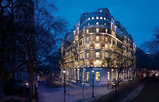 Vista exterior Corinthia Hotel London