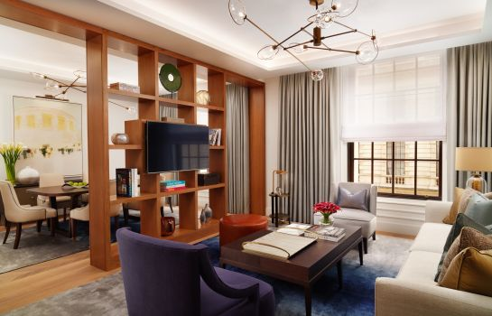 Suite Corinthia Hotel London