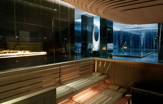 Sauna Corinthia Hotel London