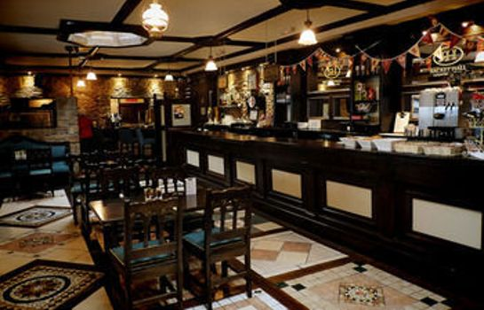 Bar hotelowy Racket Hall Country House