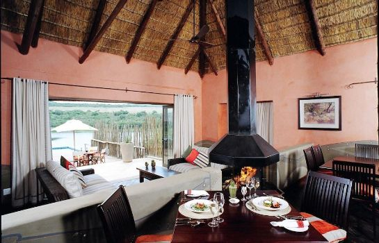 Restaurant Pumba Private Game Reserve Pumba Private Game Reserve