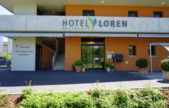 Hotel residence loren uster great prices at hotel info exterior view residence loren solutioingenieria Choice Image