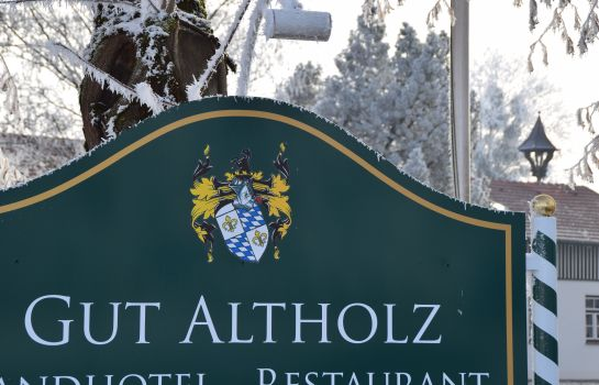 Zertifikat/Logo Gut Altholz Landhotel