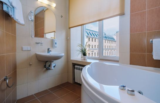 Double room (superior) Nevsky Breeze