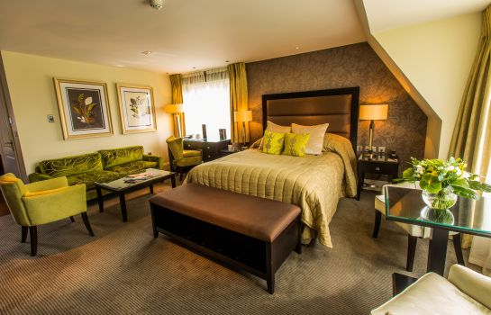 Chambre double (confort) Rockliffe Hall