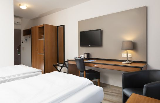 Chambre double (confort) Best Western