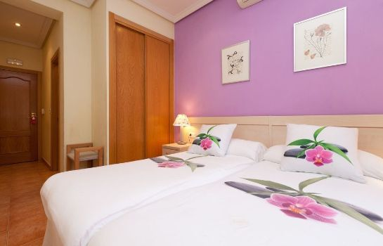 Double room (superior) Luz Madrid Rooms