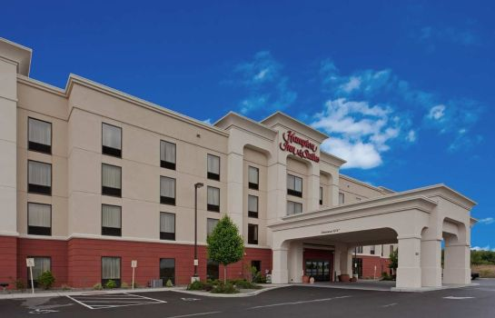 Außenansicht Hampton Inn - Suites Syracuse Erie Blvd-I-690
