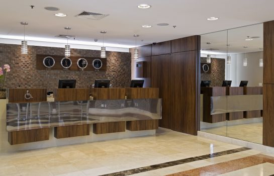 Reception Intercity Premium Ibirapuera