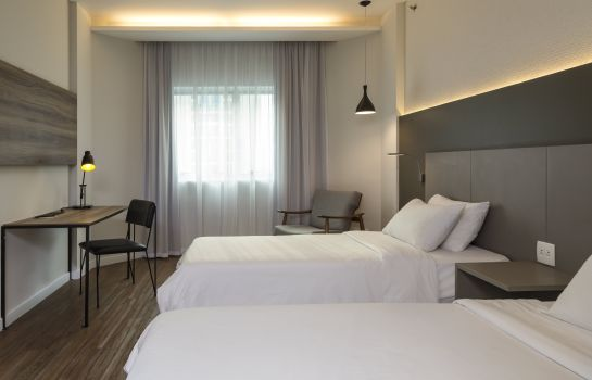 Double room (standard) Intercity Premium Ibirapuera