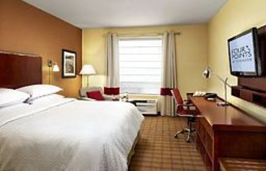 Chambre Four Points by Sheraton Calgary Airport