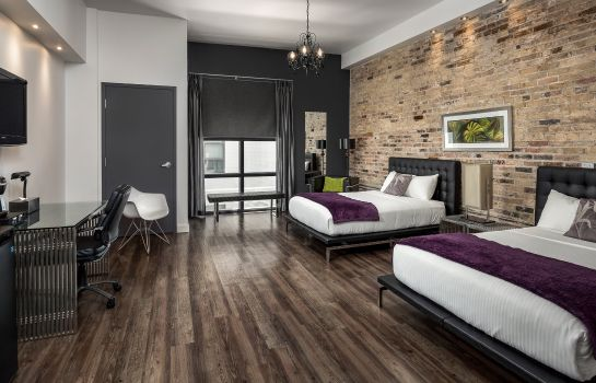 Kamers HOTEL METRO BOUTIQUE LOFTS