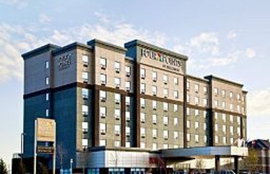 Vue extérieure Four Points by Sheraton Calgary Airport