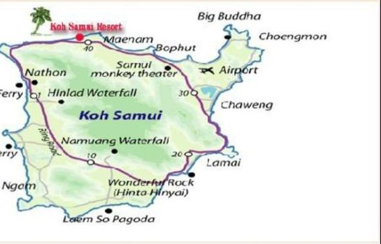 Info KOH SAMUI RESORT- SURAT THANI