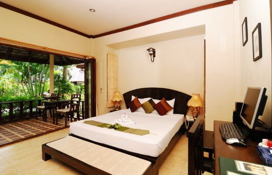 Kamers KOH SAMUI RESORT- SURAT THANI