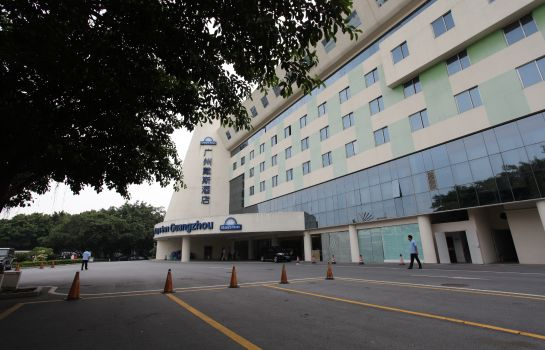 Exterior view Days Inn Guangzhou