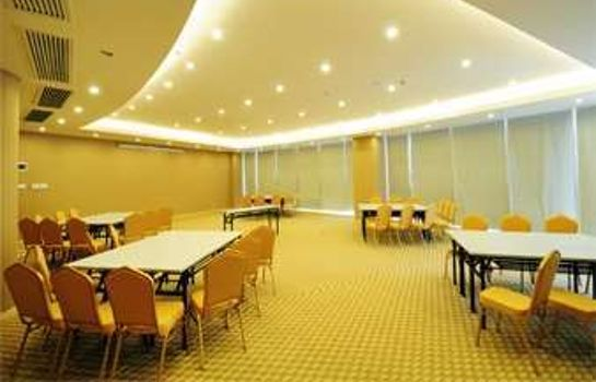 Conference room Days Inn Guangzhou