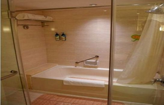 Bagno in camera Shu Guang International