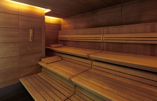 Sauna Crowne Plaza LONDON - BATTERSEA