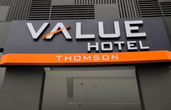 Information Value Hotel Thomson