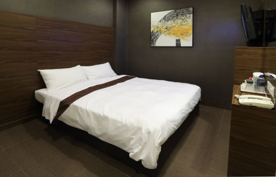 Single room (standard) Value Hotel Thomson