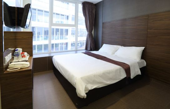 Single room (superior) Value Hotel Thomson