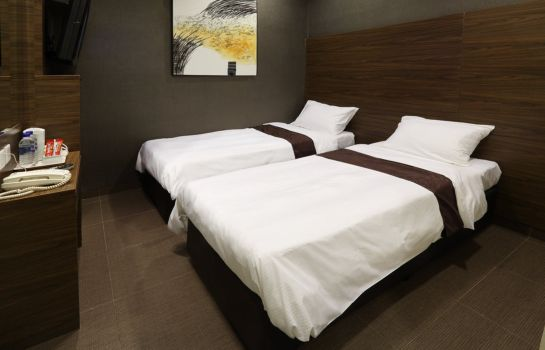 Double room (standard) Value Hotel Thomson