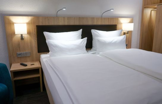 Doppelzimmer Standard Hotel Go2Bed Weil/Basel