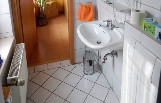 Bagno in camera Zunftstube Landgasthof
