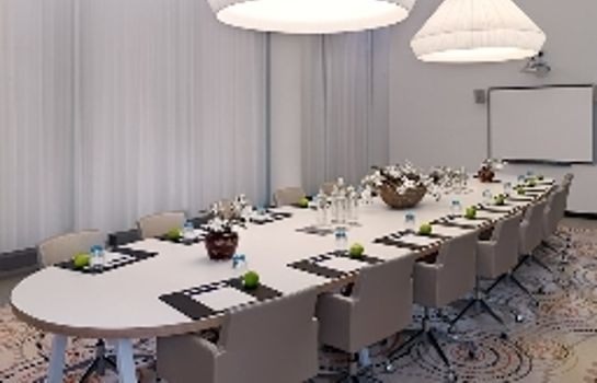 Meeting room Park Plaza Amsterdam Airport