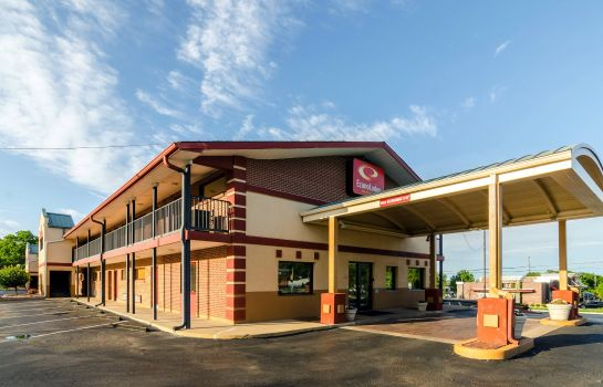 Buitenaanzicht Econo Lodge  Inn and Suites I-35 at Shaw