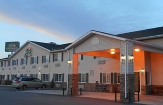 Vista esterna GuestHouse Inn & Suites Miles City