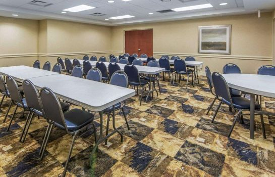 Conference room Clarion Inn Dollywood Area