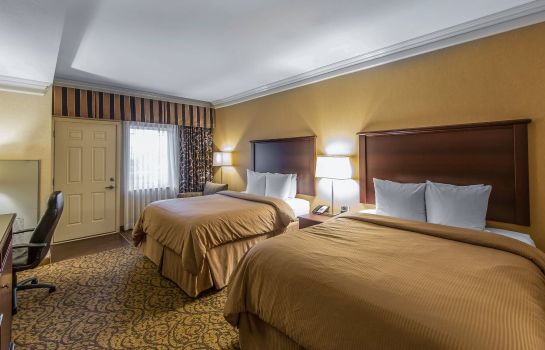 Zimmer Clarion Inn Dollywood Area