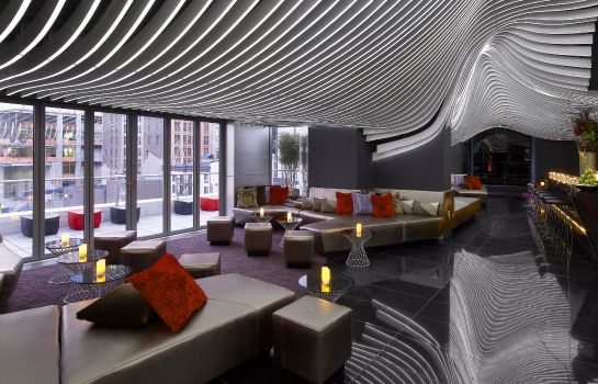 Hotel bar W New York – Downtown