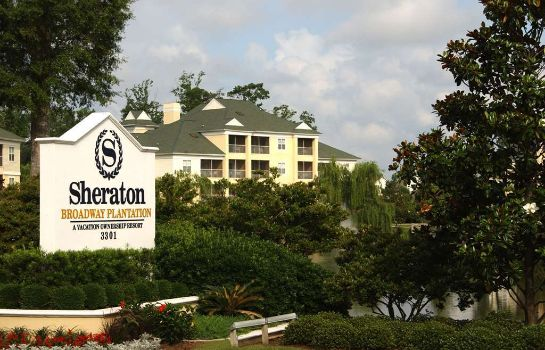 Außenansicht Sheraton Broadway Plantation Resort Villas