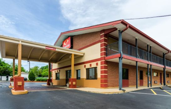 Buitenaanzicht Econo Lodge  Inn & Suites I-35 at Shawnee Mission