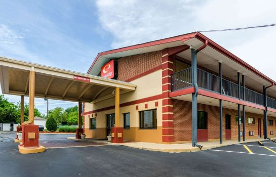 Vista esterna Econo Lodge  Inn & Suites I-35 at Shawnee Mission