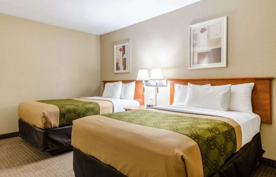 Suite Econo Lodge  Inn & Suites I-35 at Shawnee Mission